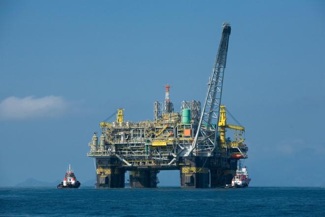 Plataforma de | ABR/Petrobras