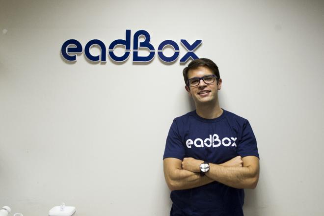 Nilson Filatieri, CEO da Eadbox, startup que vende softwares para ensino a distância | DivulgaçãoEadbox