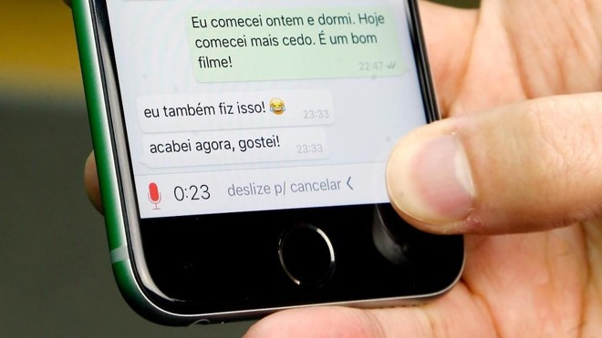 Por Que Os Brasileiros Enviam áudios No Whatsapp