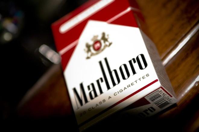 Cigarro Marlboro, da Philip Morris. | Raphael Strada/Flickr