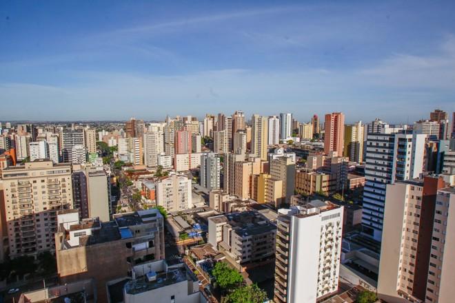 Moradores de Londrina sentiram os tremores domngo e na madrugada desta terça-feira. | Daniel Castellano/Gazeta