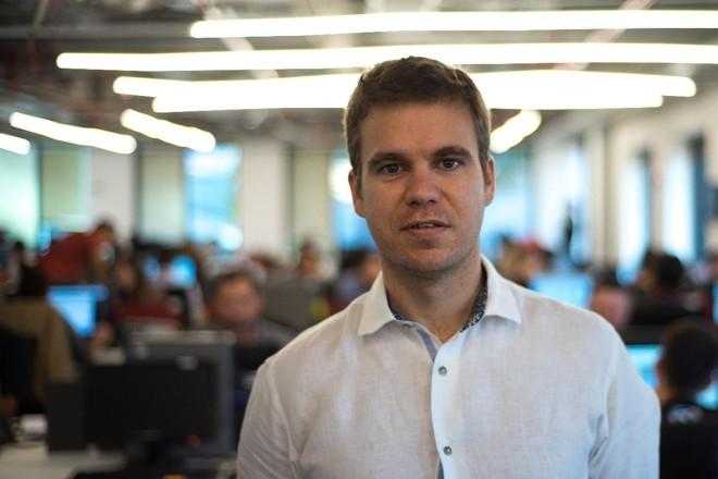 Federico Vega, presidente da CargoX, eleita recentemente uma das 30 startups mais disruptivas do mundo | CargoX