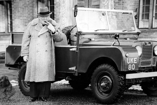 Churchill, o último leão | Pixabay