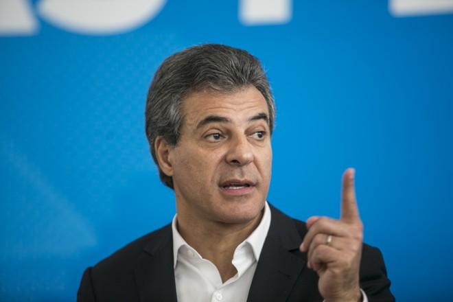 Richa abriria mão de disputar uma vaga no Senado.   Marcelo Andrade/Gazeta do Povo