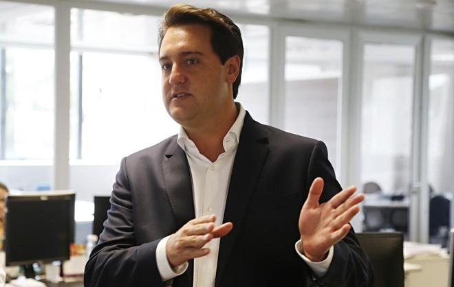 Ratinho Jr., pré-candidato ao governo do Paraná | Alexandre Mazzo/Gazeta do Povo