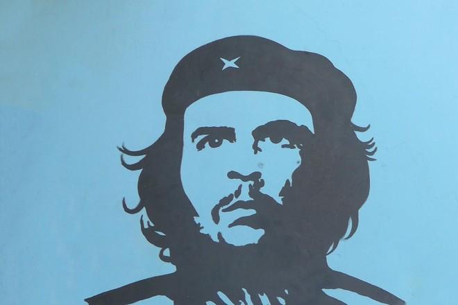 Retrato de Che Guevara em muro de Havana: ícone da esquerda | Pixabay