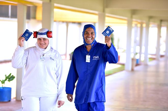No Paraná, investimentos de cooperativas como a C.Vale abriram centenas de postos de trabalho. | Divulgação/C.Vale