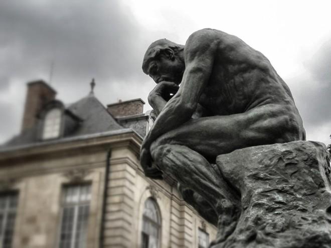 | Pixabay/The Thinker
