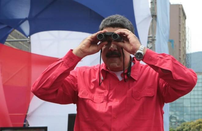 | Divulgação/Presidência da Venezuela/Fotos Públicas
