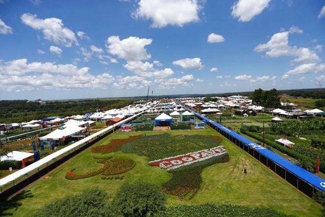 Show Rural completa 30 anos em 2018 e deve movimentar aproximadamente R$1,5 bilhão em negócios | Jonathan Campos/Gazeta do Povo