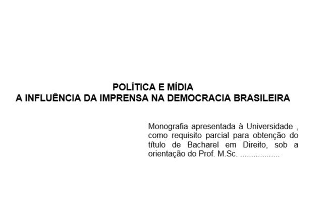 50a0dbc3ba Compramos uma monografia (mal escrita) por 600 reais