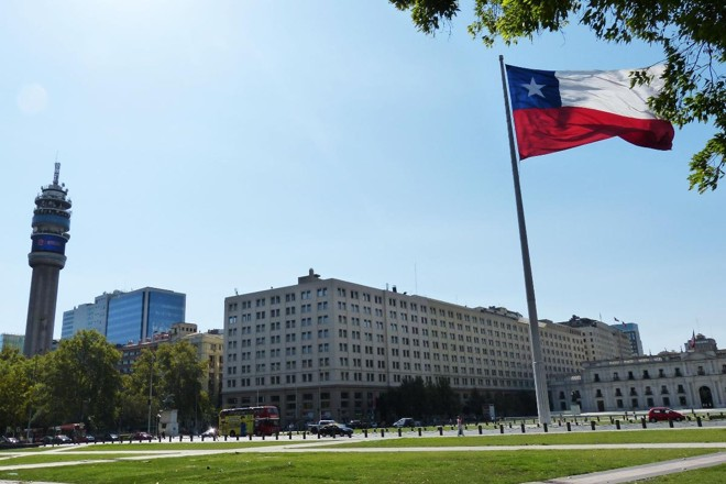 Santiago, capital do Chile: em 30 anos, o PIB do país quintuplicou | Pixabay