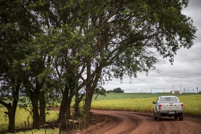 Segunda etapa da Expedição Safra passou por São Paulo (foto), Minas Gerais e Goiás | Marcelo Andrade/Gazeta do Povo
