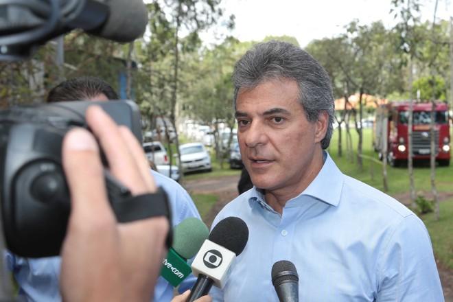 Beto Richa (PSDB) | Jaelson Lucas/ANPr