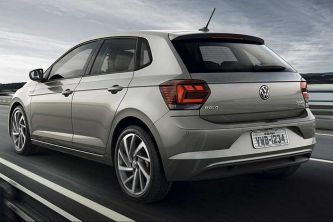caac65b337 Volkswagen Polo tem o primeiro aumento de preços após lançamento