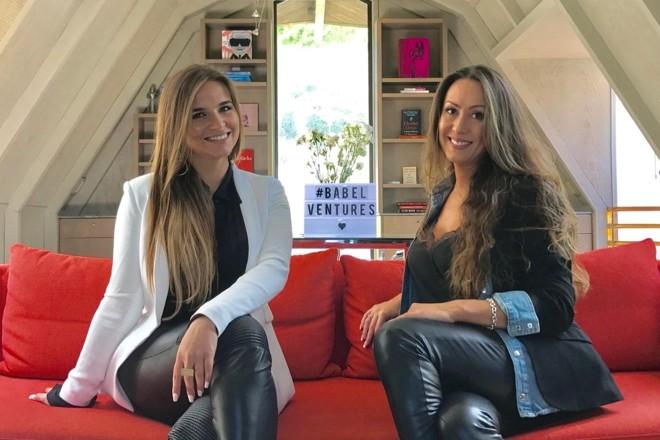 Bárbara Minuzzi e Daniela Arruda: duas brasileiras gerindo milhões de dólares no Vale do Silício | Babel VenturesDivulgação