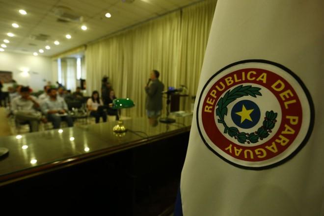 Iniciativa do Agronegócio Gazeta do Povo,a Expedição Safra chegou nesta segunda-feira ao Paraguai, onde foi realizado um seminário na Câmara Paraguaia de Exportadores e Comercializadores de Cereais e Oleaginosas (Capeco) | JonathanCampos/Gazeta do Povo