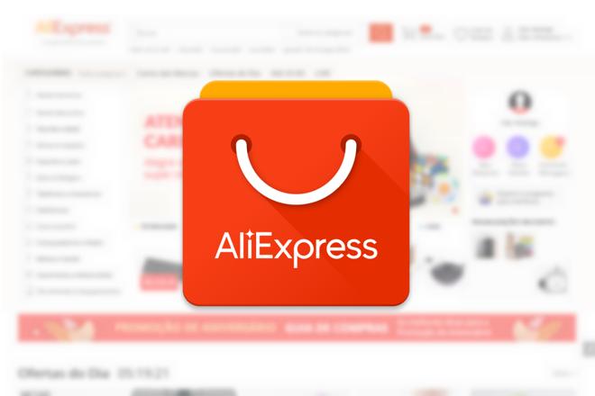 Compras feitas em lojas como o AliExpress estão sujeitas a imprevistos.   AliExpress/Reprodução