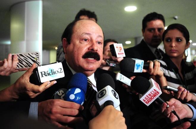 Levy Fidélix, pré-candidato a presidente. | Alexandra Martins/Divulgação