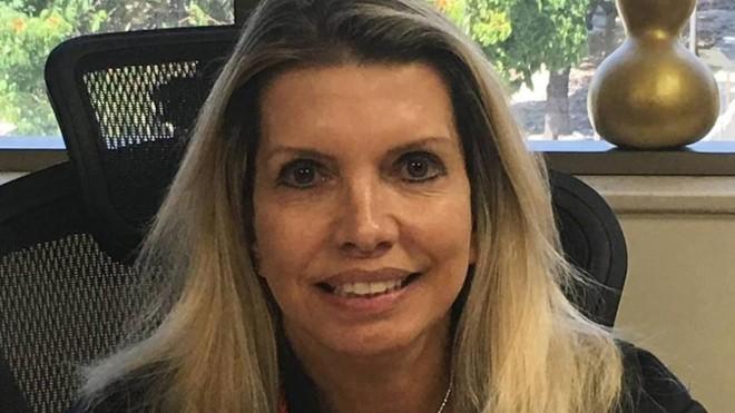 A desembargadora Marília Castro Neves, do TJ-RJ, que acusou a vereadora Marielle Franco de estar 'engajada com bandidos':em sua página no Facebook ela faz a defesa de benefícios dos magistrados, críticas à esquerda e elogios a Sergio Moro. | Reprodução/Facebook