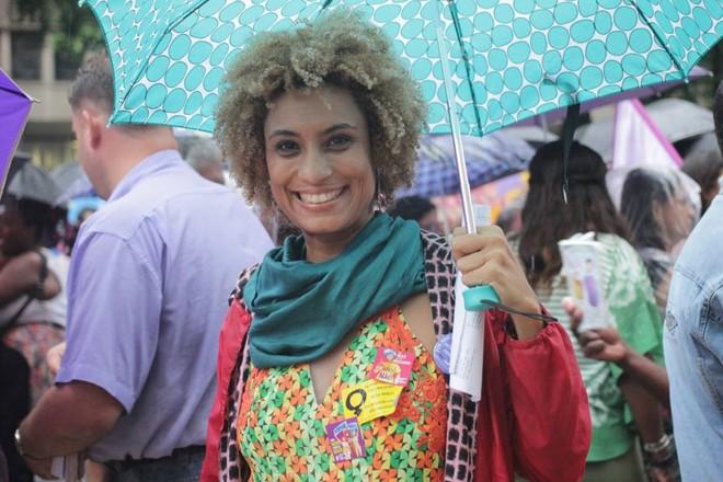 Marielle  Franco, do Psol,foi a quinta vereadora mais votada do Rio nas eleições de 2016 com 46.502 votos. | Reprodução/Facebook