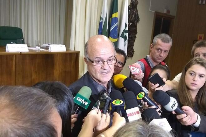 Paulo Montes Luz, novo diretor do DER-PR. | AEN/Divulgação