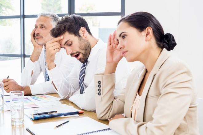 Para o consultor, nem mesmo práticas e técnicas mais bem-intencionadas podem salvar uma reunião que, em primeiro lugar, não deveria estar acontecendo. | Bigstock./