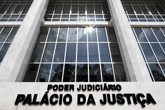 Asede do Poder Judiciário do Paraná, em Curitiba | Albari Rosa/Gazeta do Povo