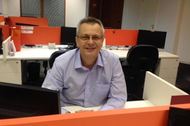 O administrador José Gaspar Nogueira, de 52 anos, foi contratado recentemente pela consultoria PwC. | Divulgação/