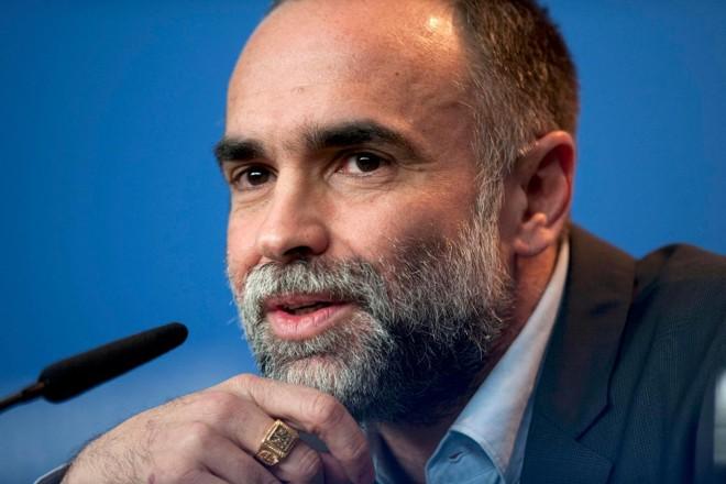 Karim Aïnouz na Berlinale, em 2014 | STL/RSS/STEFANIE LOOS