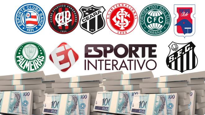 Clubes questionam contrato de TV do Esporte Interativo para o Brasileirão. | /