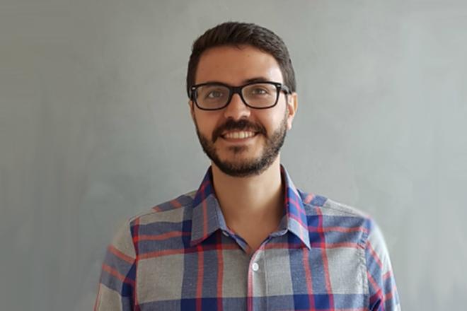 Pedro Schaffa, um dos fundadores do Sbac, escritório de advocacia com 120 clientes, a maioria pequenos empresas e startups. | Divulgação
