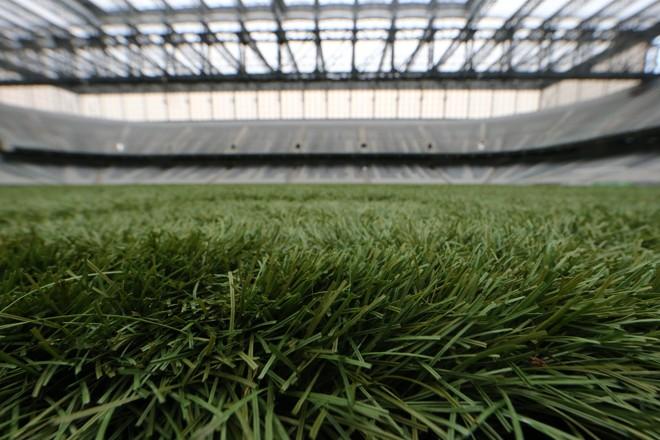 Arena da Baixada será o local do Atletiba desse domingo (8).   albari rosa/gazeta do povo