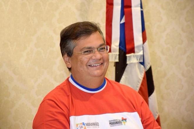 Flávio Dino (PCdoB), governador do Maranhão, afirmou que não tinha conhecimento do memorando e que não foi o responsável pela ordem | Facebook/Reprodução