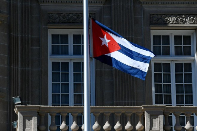 Segundo opositores, nos últimos dois anos, a tática de repressão do regime cubano mudou, com detenções mais rápidas, de apenas algumas horas, para evitar protestos e mobilizações   OLIVIER DOULIERY/AFP