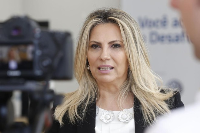 Cida Borghetti (PP), governadora do Paraná | Divulgação/Agência Estadual de Notícias