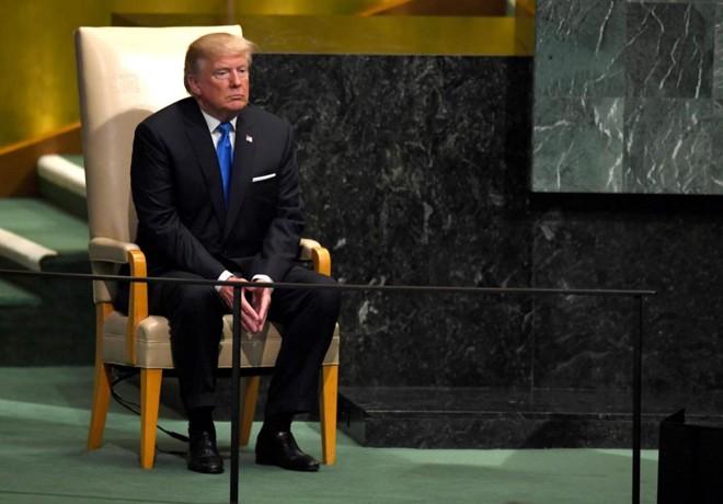 Trump anunciou saída dos EUA do TPP poucos dias de chegar  à Casa Branca. | TIMOTHY A. CLARY/AFP