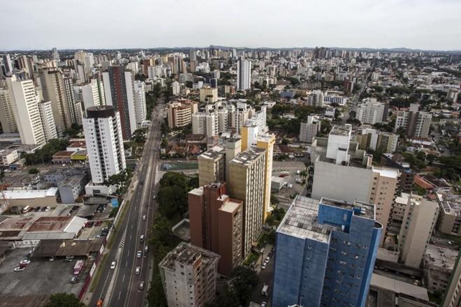 Proposta  é debatida em reuniões semanais no Ippuc | Daniel Caron/Gazeta do Povo