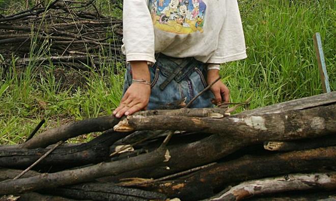 Trabalho infantil no interior do Paraná | Giuliano Gomes/Arquivo Gazeta do Povo