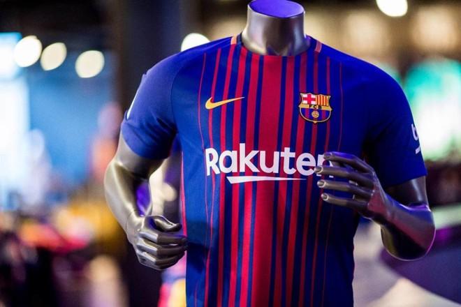 59332ecdf Rakuten  o que a patrocinadora do Barcelona faz