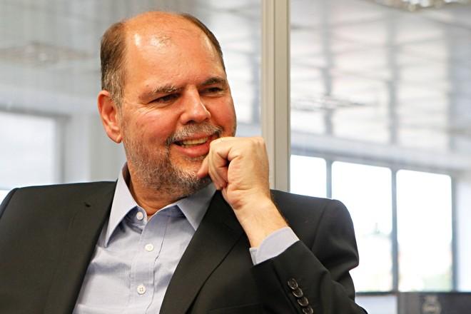 Canziani conversou nesta segunda-feira (23) com os jornalistas da Gazeta do Povo | Alexandre Mazzo/Gazeta doPovo