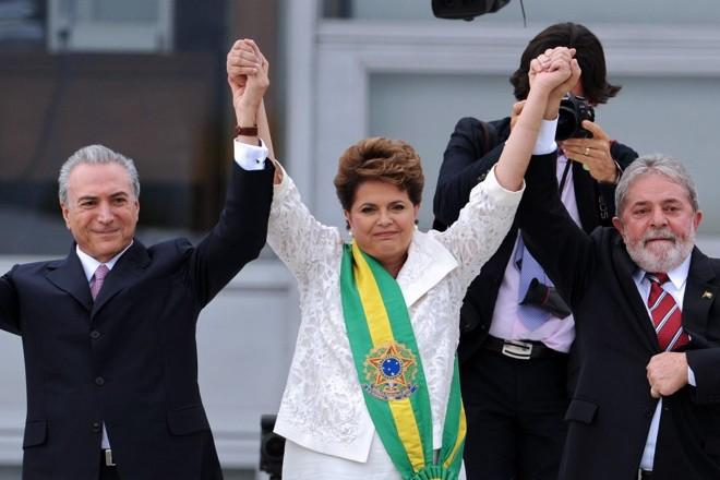 Recentemente, alunos da Universidade Federal do Paraná (UFPR) visitaram o acampamento de manifestantes em defesa do ex-presidente Lula. | EVARISTO SAAFP