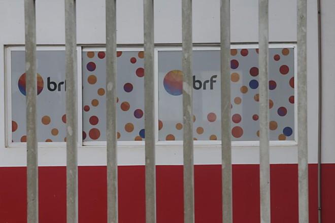 Planta da BRF em Carambeí foi suspensa pela UE. | Albari Rosa/Gazeta do Povo