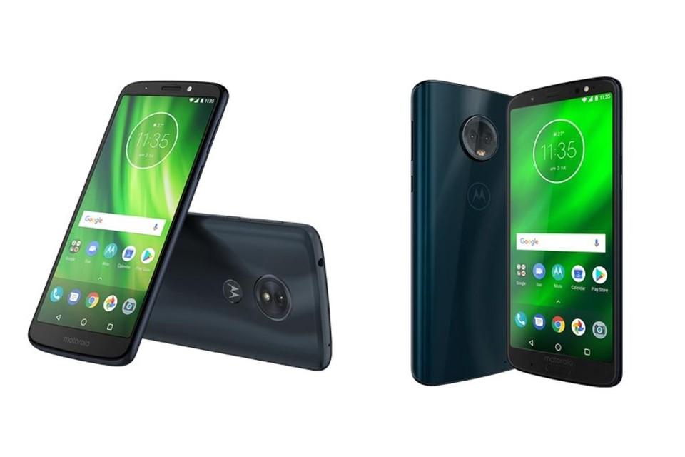 8a4f3cd56 Motorola lança novo Moto G6 no Brasil