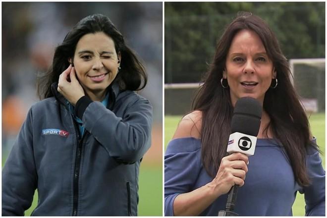Com Duas Repórteres Atlético Pr X São Paulo Terá Transmissão Histórica Na Globo