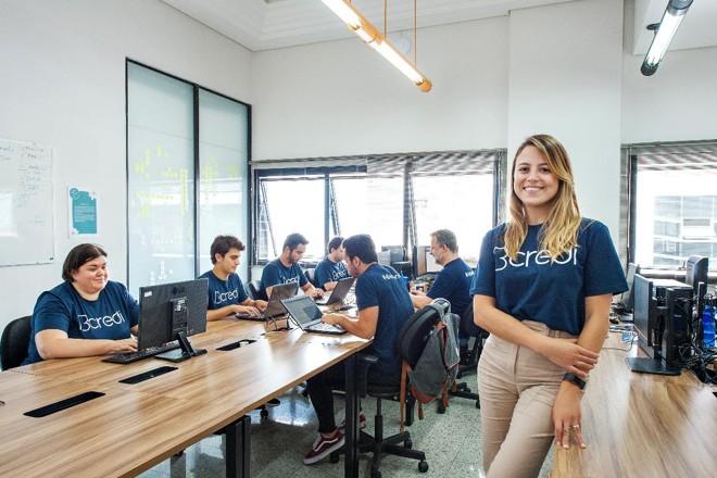 Maria Teresa Fornea, cofundadora da Bcredi, fintech do Grupo Barigui, que atua há mais de dez anos na oferta de crédito com a opção de usar um imóvel como garantia.   Divulgação