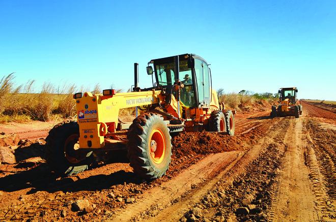 Em cinco anos, mais de 800 km de estradas vicinais foram recuperados pelos produtores rurais na Bahia | Divulgação/Abapa