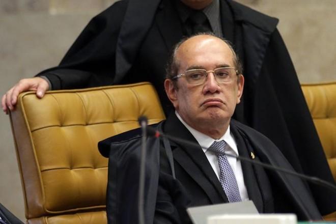 Gilmar Mendes, ministro do STF | Antonio Cruz/Agência Brasil