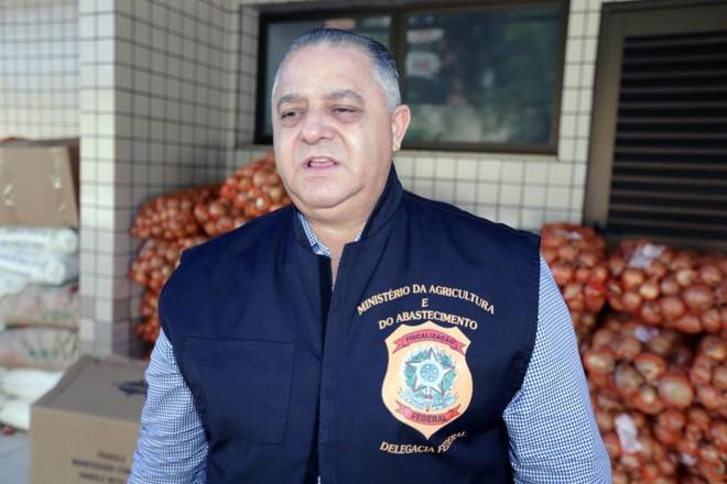 O fiscal federal agropecuário Daniel Gonçalves Filho. | Kiko Sierich - GAZETA DO POVO/ Arquivo