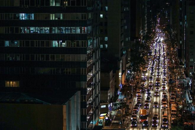 Avenida Marechal Deodoro: polo geográfico das startups em Curitiba | Daniel Castellano Gazeta do Povo/Arquivo